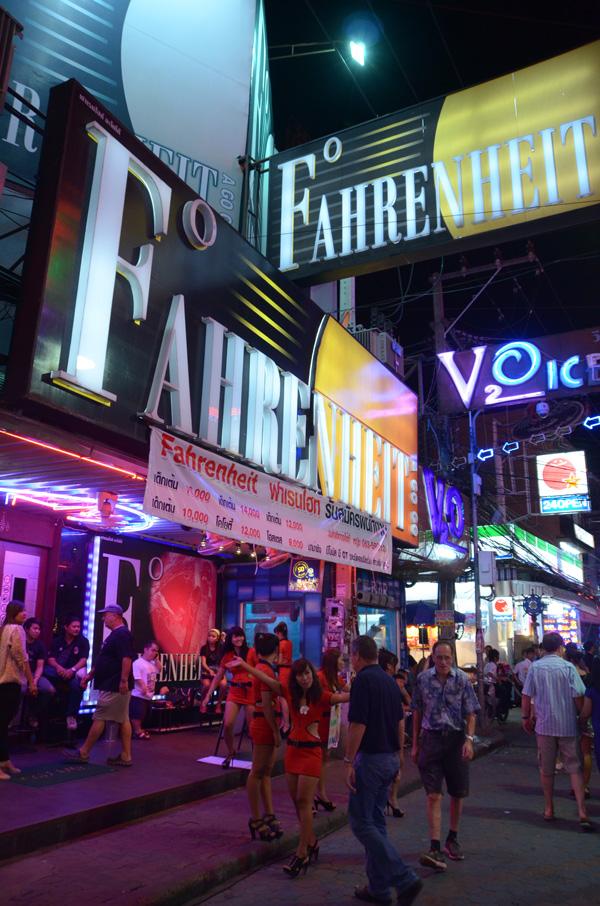 Nightlife-walkingstreet pattaya